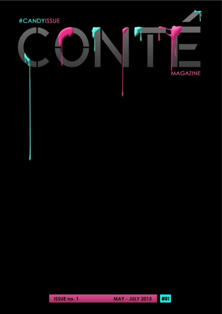 Conte Magazine Cover